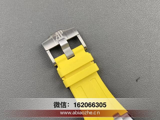 jf厂爱彼15710多少钱_JF爱彼15710黄盘复刻表价格多少钱买到合适?