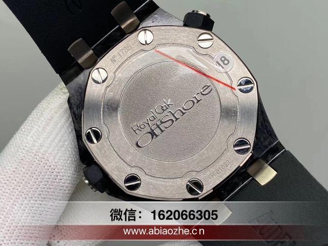 jf厂爱彼15706怎么样_jf爱彼15706复刻表的碳纤维工艺怎么样?