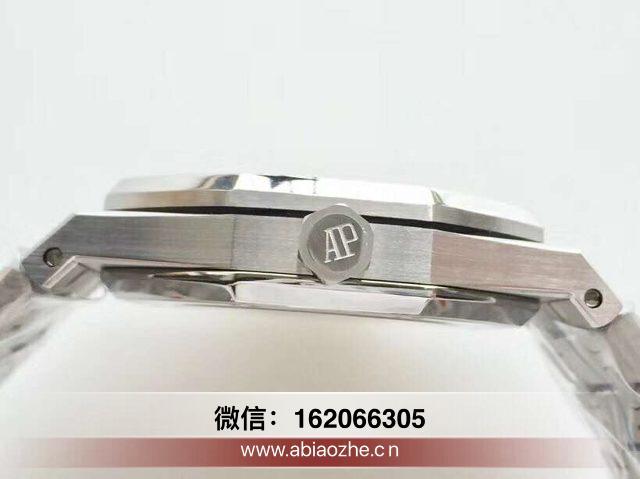JF爱彼15400与原厂区别_JF厂爱彼15400与原厂正品有哪些区别?