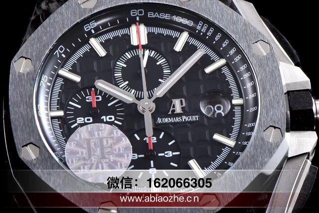 JF爱彼26400系列评测_JF厂爱彼26400系列复刻表评测能买吗?