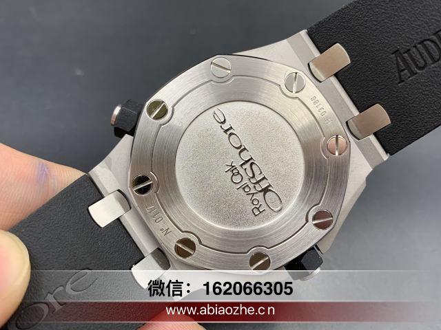 JF厂爱彼15703鉴别_如何鉴别JF爱彼15703复刻表?