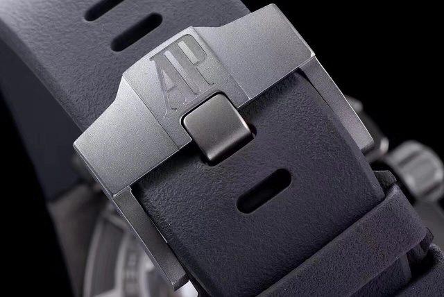 jf爱彼舒马赫V8_jf厂爱彼舒马赫V8版和正品差距大吗?