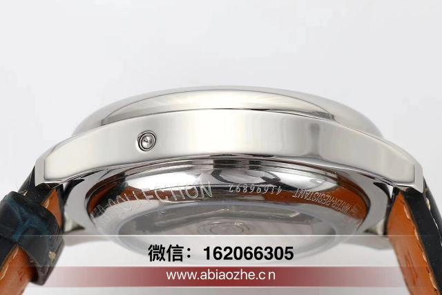 JF厂浪琴双历_jf浪琴名匠双历机芯改装了吗?