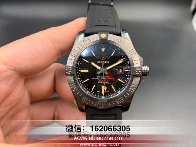 GF黑鸟V4_gf黑鸟v4机芯怎么调时间?