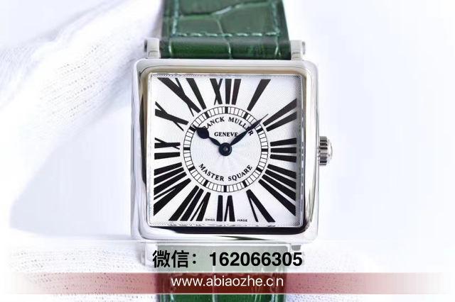 GF法穆兰手表长岛对比正品_gf厂法穆兰游艇