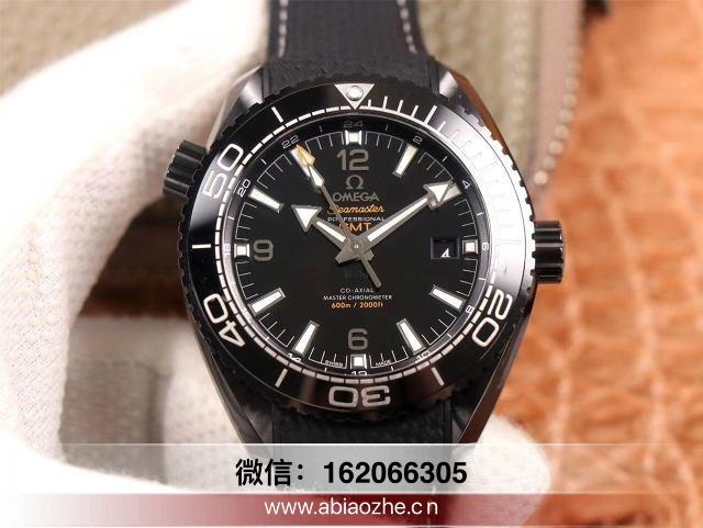 VS厂海马600深海之王-vs深海之王玫瑰金对比正品会褪色吗?  第1张