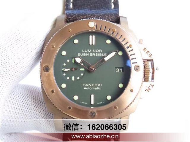 VS厂V2沛纳海382-vs沛纳海382手表怎么调时间日历?  第1张