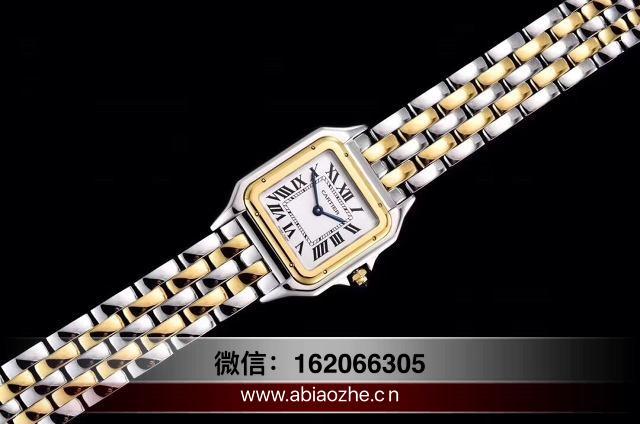 gf厂cartier猎豹在哪买_卡地亚猎豹女士手表gf