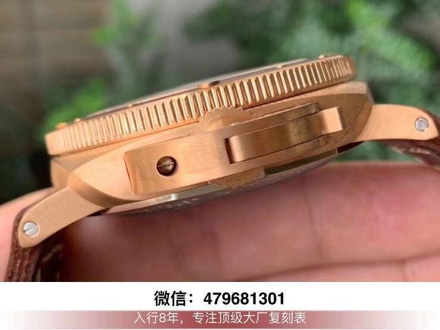 VS厂pam616复刻表-VS沛纳海968复刻表质量机芯位置不对版?  第9张