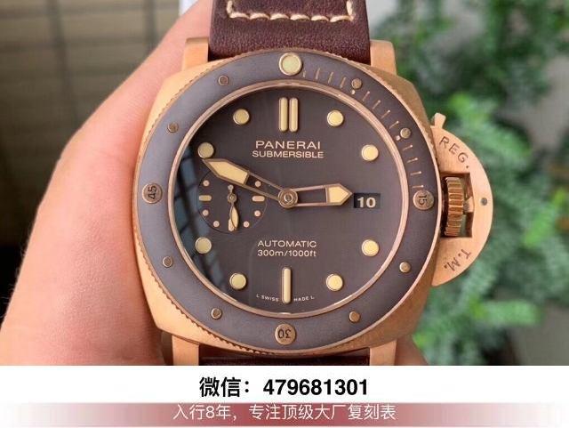 VS厂pam616复刻表-VS沛纳海968复刻表质量机芯位置不对版?  第2张