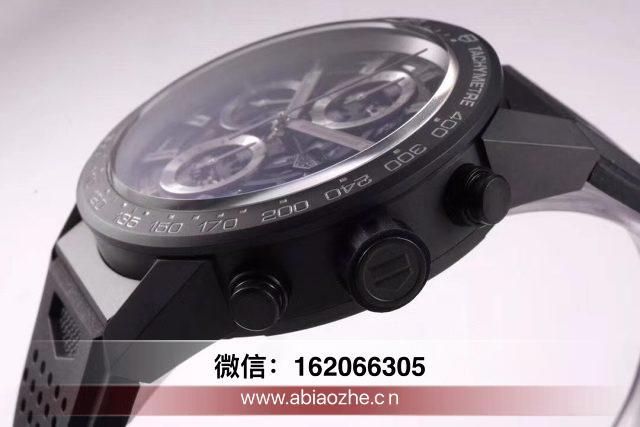 xf泰格豪雅卡莱拉45mm-xf泰格豪雅月球表面正品对比