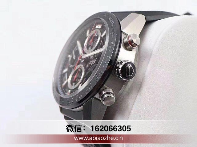 xf泰格豪雅卡莱拉复刻表-xf泰格豪雅陶瓷7750机械机芯