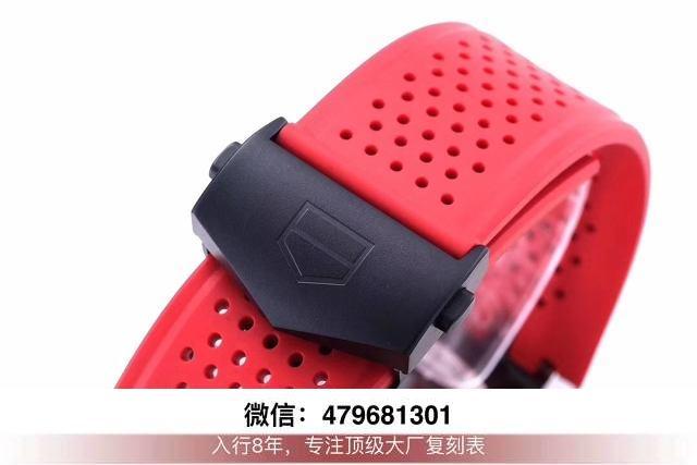 xf厂泰格豪雅红骑士-xf泰格豪雅陶瓷7750机械机芯误差大吗?  第9张