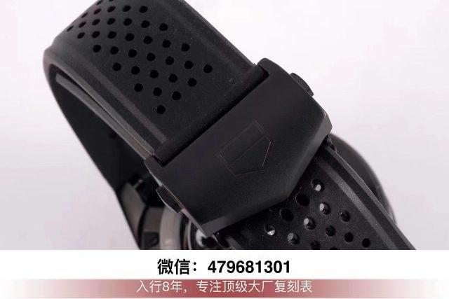 XF厂泰格豪雅月球面-xf泰格豪雅43mm表带尺寸怎么样?  第8张