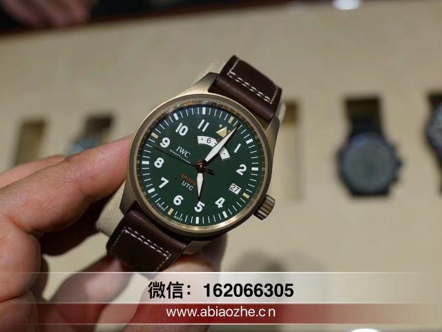 xf厂万国青铜喷火战机价格_XF厂喷火战机ETA机芯