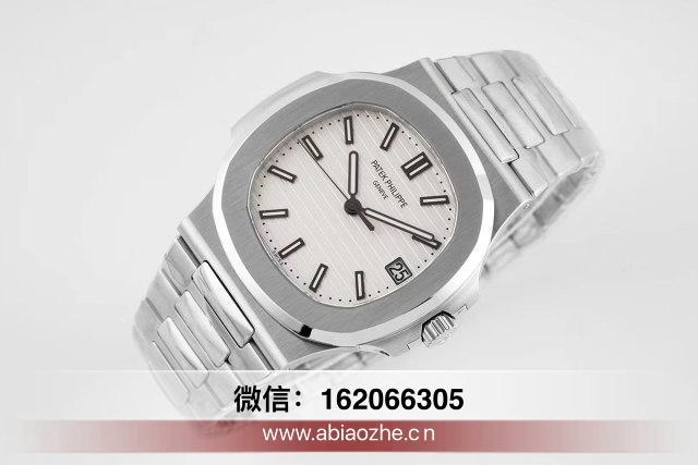 ppf鹦鹉螺5711复刻重量_PPF百达翡丽鹦鹉螺5711手表缺点