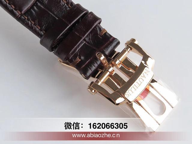 ppf鹦鹉螺黑面皮带怎么戴_ppf厂鹦鹉螺哪个国家的品牌