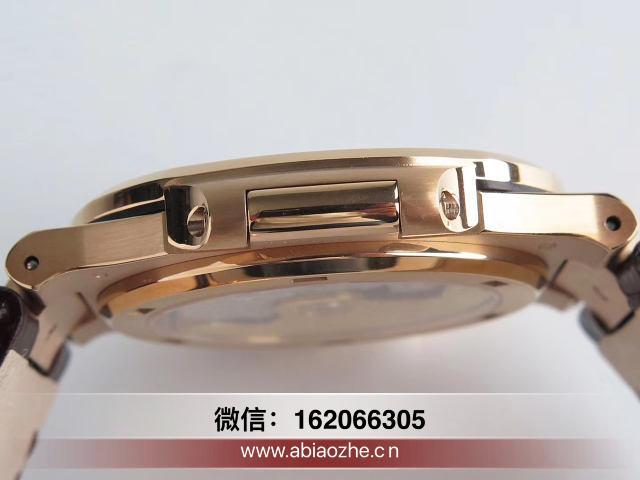 ppf鹦鹉螺5711v4机芯9015_ppf厂鹦鹉螺v4金钢色评测