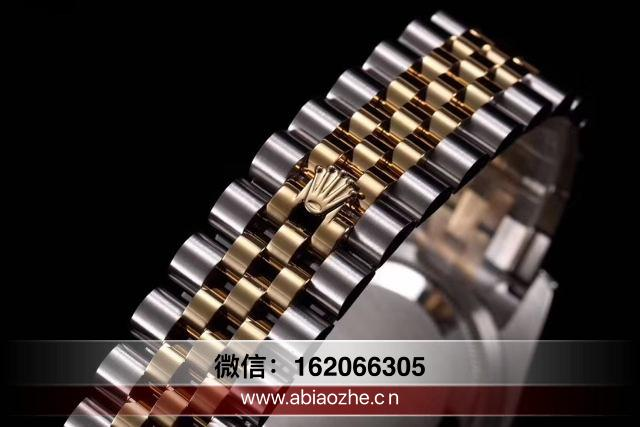 AR劳力士日志型36系列_ar劳力士日志海鸥2824-2机芯