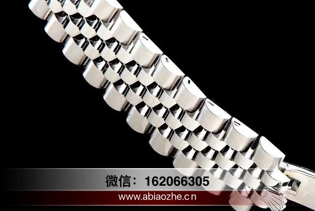 ar日志型系列v3版126334测评_ar劳力士白面日志型对比视频