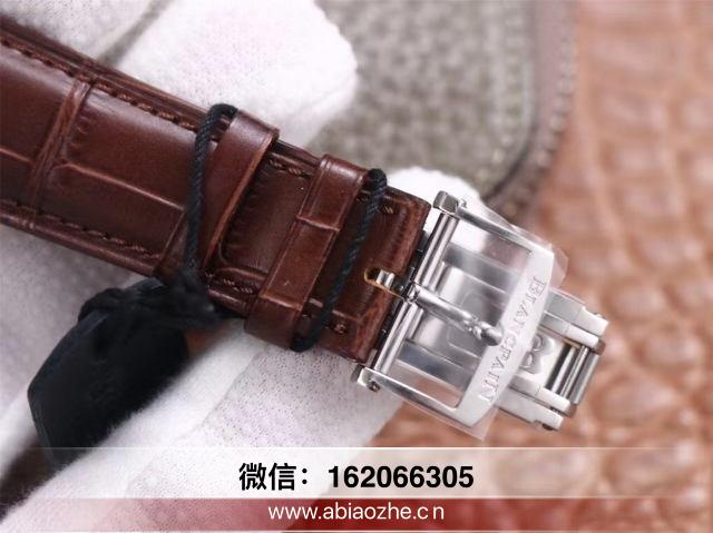 om宝珀6654上链多少圈上满_om厂宝珀经典6654手表