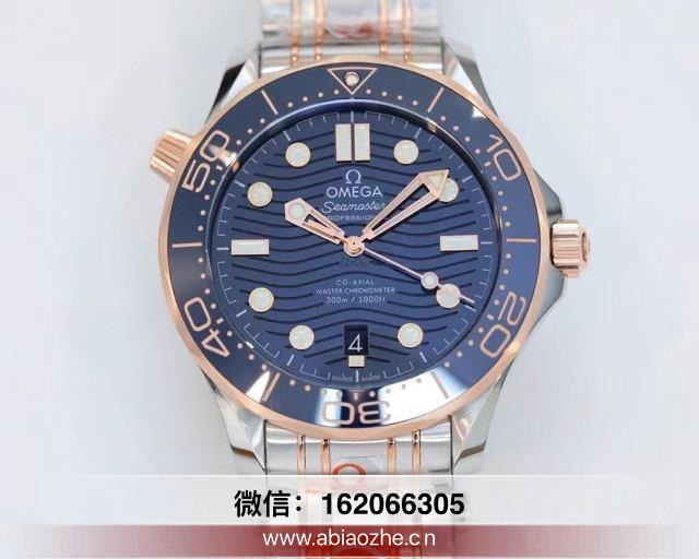 OR厂海马300_or欧米茄海马300间金双避震一眼假?