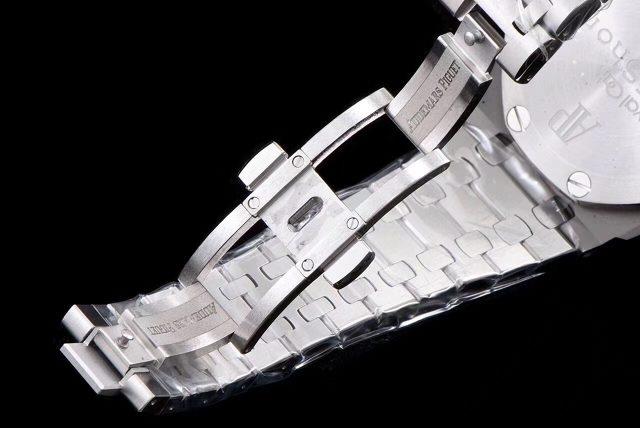 jf厂26170怎么样-jf爱彼ap26170环法白钢带中轴怎么样?  第10张