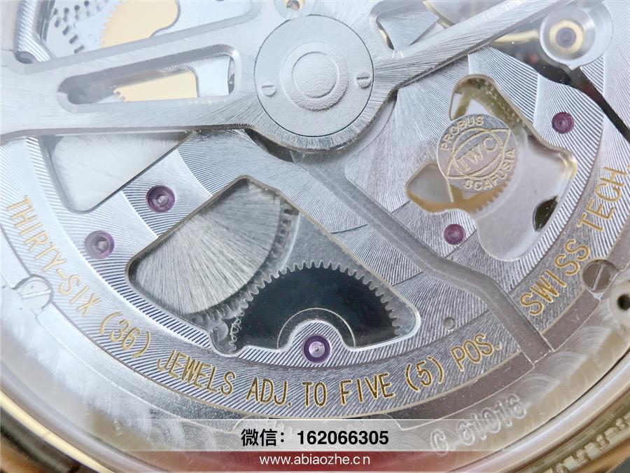 zf葡萄牙计时与yl厂哪个好_zf葡萄牙和yl万年历蓝针白面