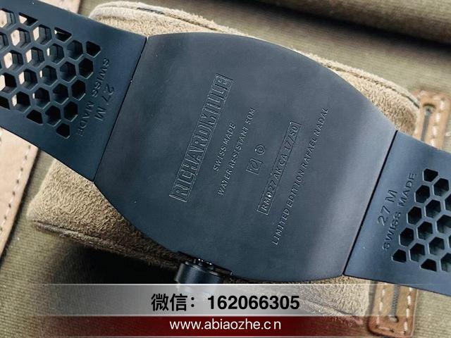 kv理查德米勒碳纤维rm055_KV理查德米勒rm055黑色
