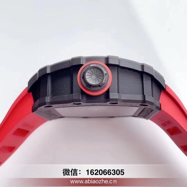 kv厂理查德米勒rm35-02碳纤维_KV理查德碳纤维35