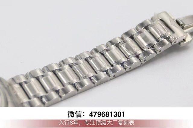 jf厂浪琴双历对比正品-jf浪琴名匠双历装eta2836机芯质量如何?  第8张