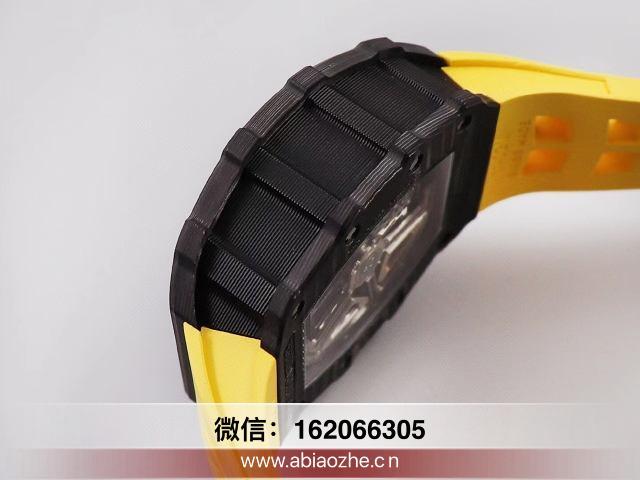 kv厂理查德米勒最好的一款_kv台湾理查德腕表多少钱