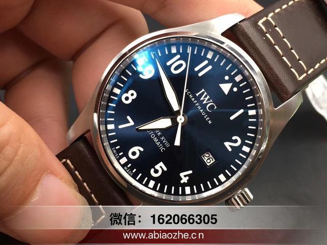 v7马克18小王子白盘动力怎么样_v7万国飞行员马克18质量可靠