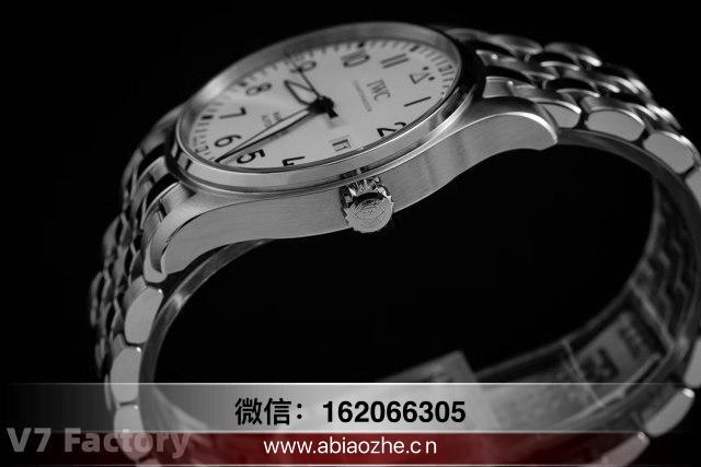 v7万国马克十八小王子钢链_v7超级钛马克要自己组装吗