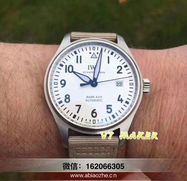 v7万国马克18复刻蓝宝石进水_v7万国马克18表冠防水吗