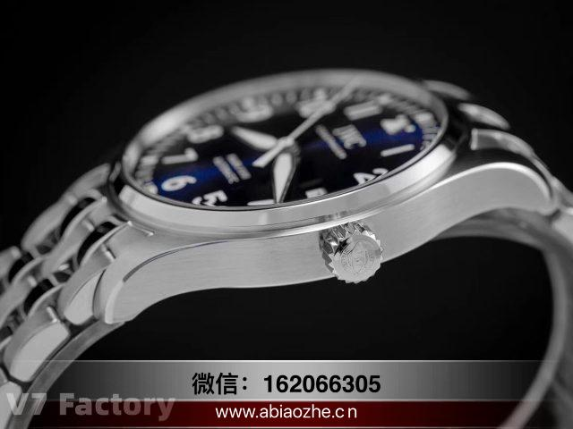 v7万国马克18评测鉴定视频_V7马克十八钢带终极款