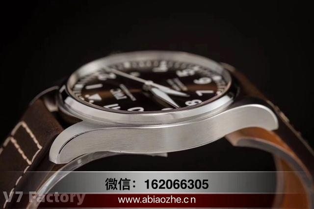 v7厂马克十八真机芯版测评_v7马克十八海鸥机芯不雕花