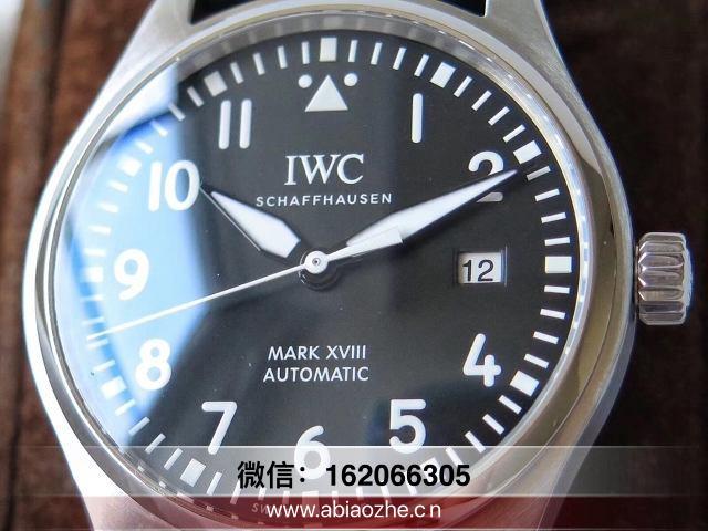 v7马克18海鸥机芯质量如何_v7万国飞行员马克18夜光视频