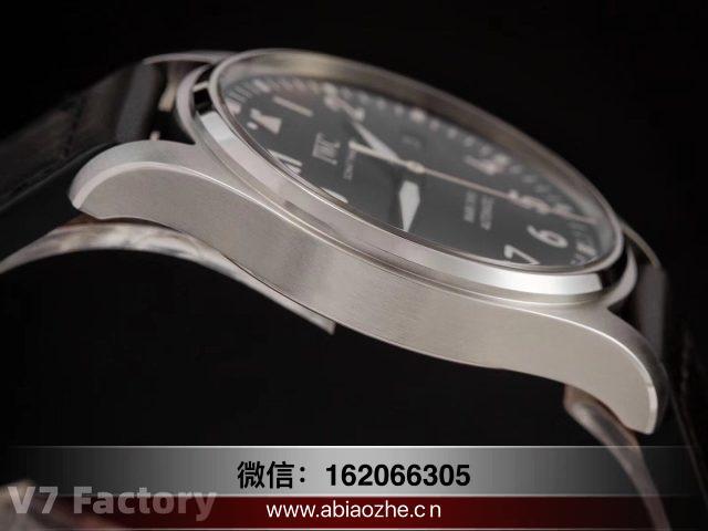 v7万国马克18钛金属对比正品_v7厂马克十八eta机芯多少钱