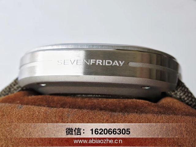 正品和sv七个星期五复刻手表_sv和正品七个星期五怎么区别