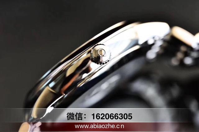 欧米茄mks蝶飞男款eta2824机械-mks轨道蝶飞9015声音大测评