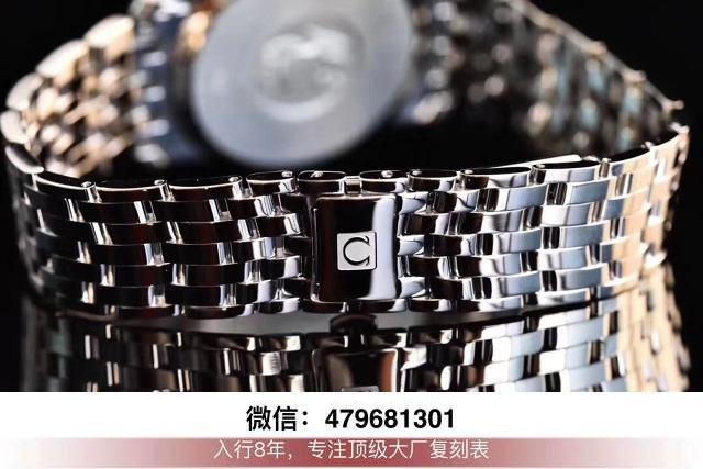mks厂蝶飞色差-mks欧米茄蝶飞男款eta2824机械机芯能换吗?  第8张