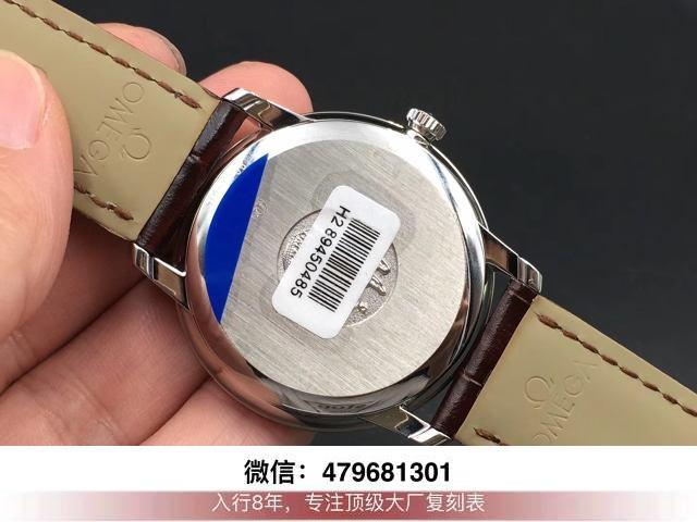 mks厂蝶飞怎么样-mks欧米伽蝶飞手表和正品真假如何辨别?  第8张