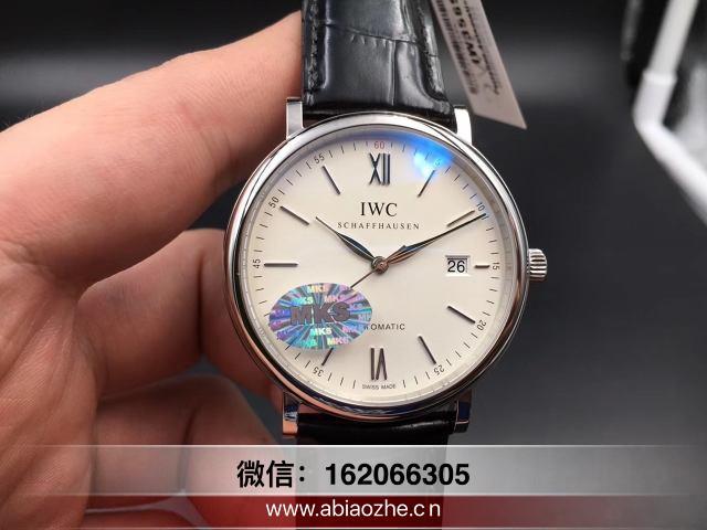 mks万国柏涛菲诺蓝面对比正品-mks柏涛月相有不对版吗