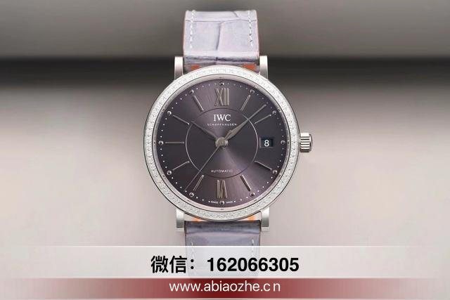 v7柏涛菲诺150周年白盘色差-v7厂eta机芯万国柏涛菲诺辨别