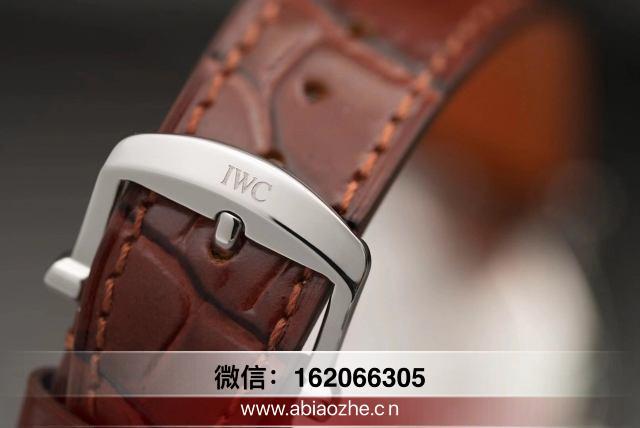 v7柏涛菲诺条钉字面指针-v7万国柏涛菲诺红60对比正品