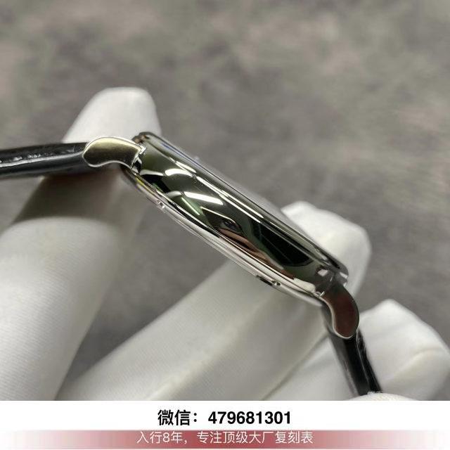 V7厂柏涛菲诺eta机芯-v7厂万国柏涛菲诺玫瑰金带钻款质量怎么样?  第7张
