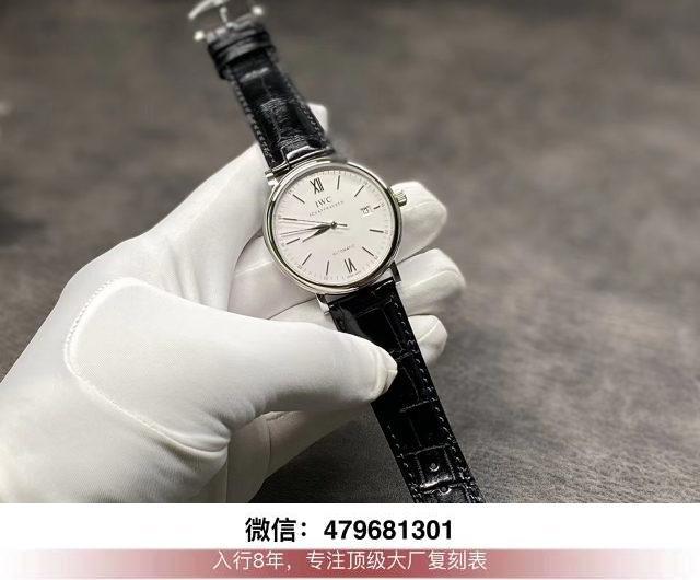 V7厂柏涛菲诺eta机芯-v7厂万国柏涛菲诺玫瑰金带钻款质量怎么样?  第3张