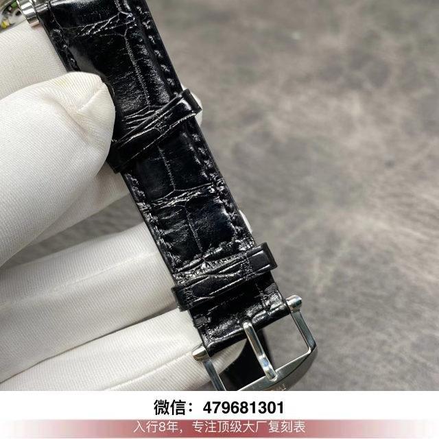 V7厂柏涛菲诺eta机芯-v7厂万国柏涛菲诺玫瑰金带钻款质量怎么样?  第9张