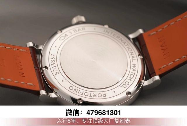 V7厂柏涛菲诺一眼假-v7万国柏涛菲诺150周年白盘图片有色差吗?  第10张